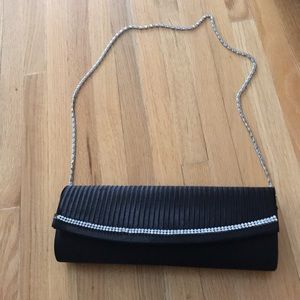 $10 item clutch with detachable chain.